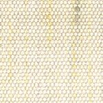 weiss-gelb-grau genoppt